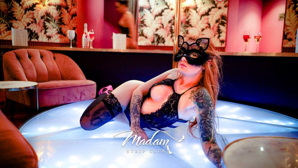 Madam Tabledance Club München